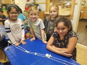 Stem science activity Summer camp